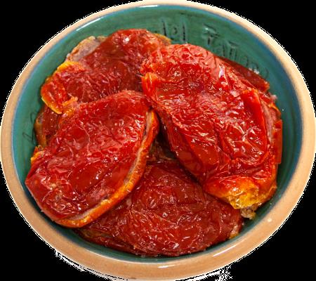 pomodori secchi sardegna