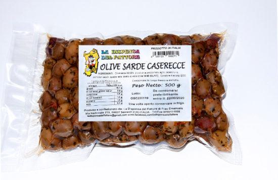 olive casereccie sardegna